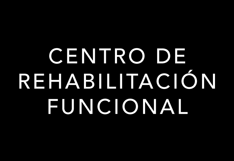 Alameda Centro de rehabilitacion funcional