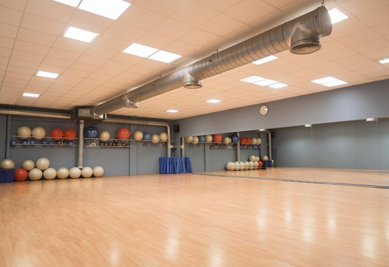 Sala de Actitivades Colectivas Alameda Centro Deportivo