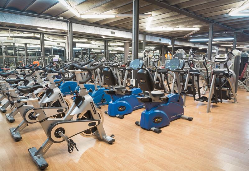 Zona Fitness Alameda Centro Deportivo Huesca