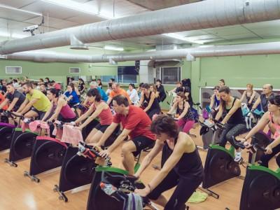 Alameda Centro Deportivo RacingBike Ciclismo Indoor Huesca