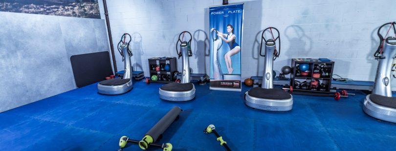 Motr Pilates en sala de Centro Deportivo Alameda Huesca