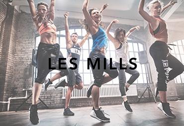 les mills gimnasio Huesca Alameda