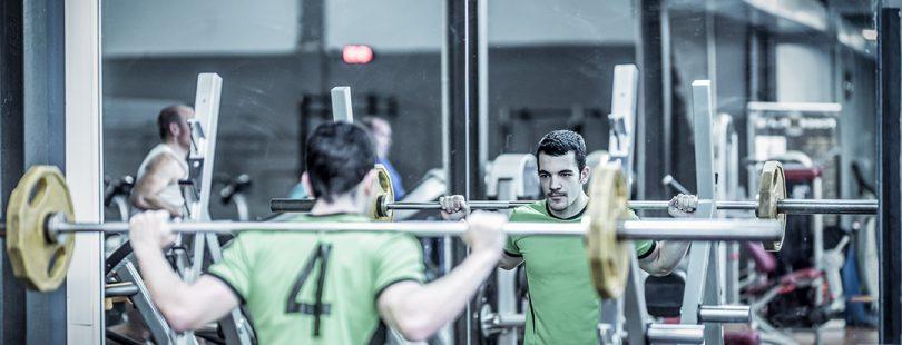 sala fitness huesca gimnasio alameda
