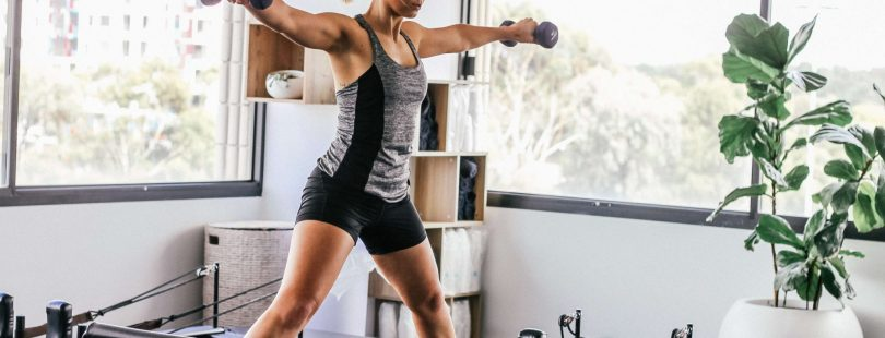 ejercicios de pilates Maddi Bazzocco